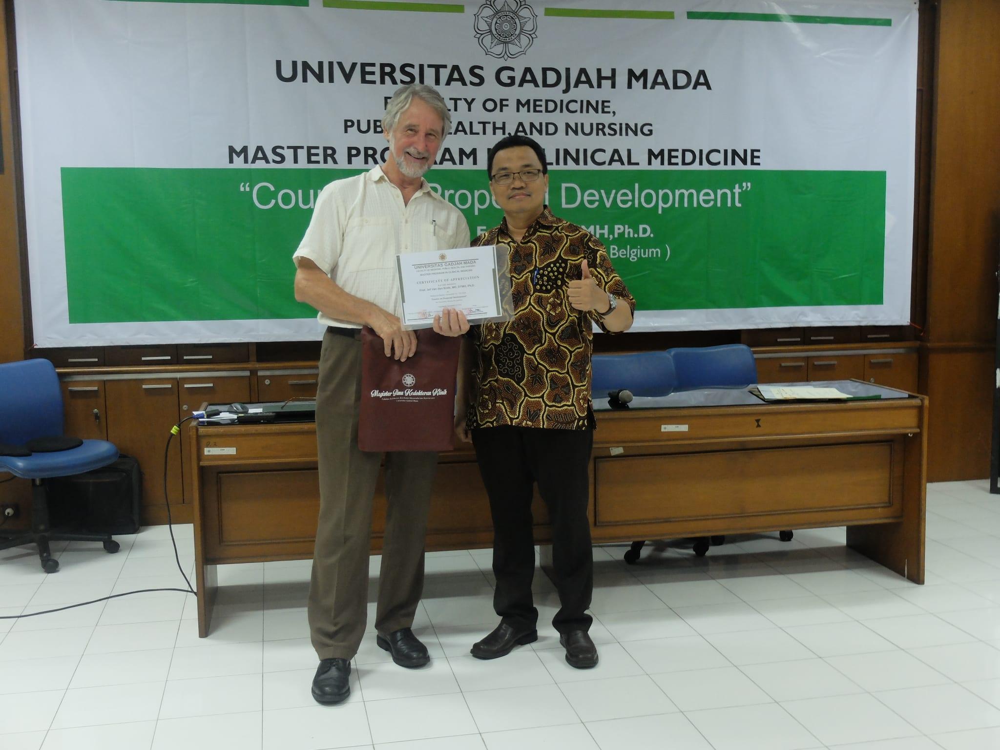 Course on Proposal Development Prof Jeff